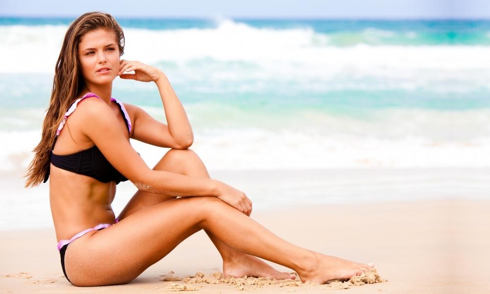 Chicas de playa bikini gratis