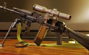 Rifle Ak-101