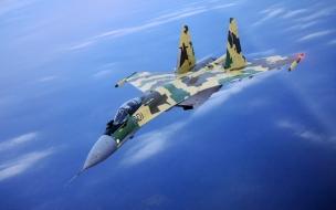 Avión Su 27 Flanker
