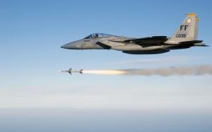 Avión F-15 Eagle