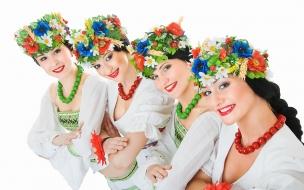 Mujeres blancas bellas