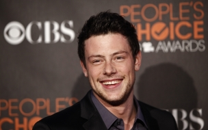 Cory Monteith actor de Glee
