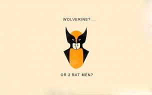 Batman o Wolverine