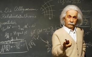 Albert Einstein y las derivadas
