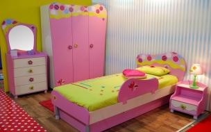 Decoración para niñas