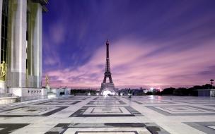La Torre Eiffel en Francia