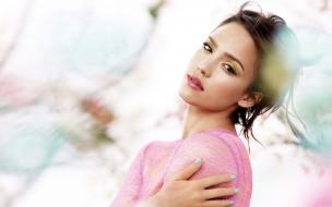 Actriz Jessica Alba