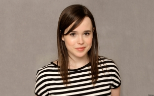 Ellen Page sonriendo