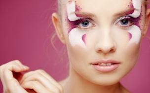 Maquillajes en el rostro