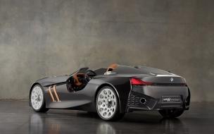 Lujoso auto BMW