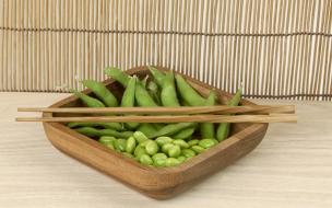 Verduras chinas