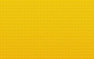 Textura amarilla y puntos
