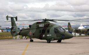 Helicóptero KA 60