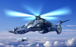 Helicóptero de videojuegos