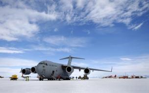 Avión C-17 Globemaster