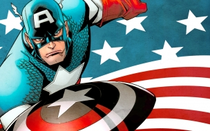 Capitán América Comic