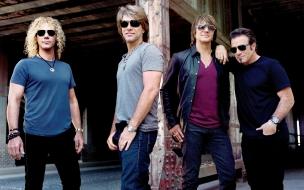 Integrantes de Bon Jovi