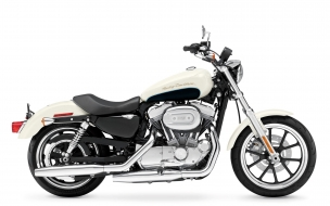 Harley Davidson XL883L 2013
