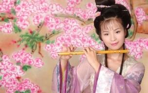 Vestuarios tradicionales china