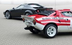 Lancia Stratos autos