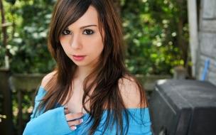 Chica hermosa