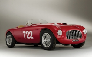 Ferrari 166 Inter Spider