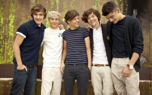 Integrantes de One Direction