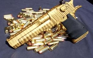 Pistola de Oro