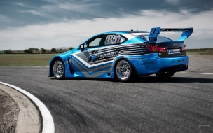 Lexus IS-F V8