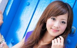 Una linda asiatica