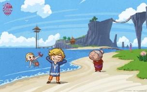 Dibujo de Zelda