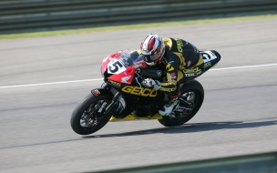 Motos Honda pisteras
