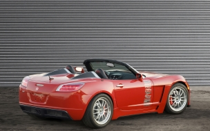 Turbo Saturn Sky tuning