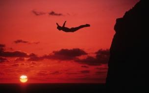 Salto de montaña