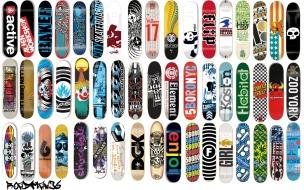 Diseño de tablas de skate