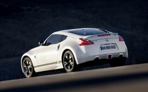 Nissan 370z blanco