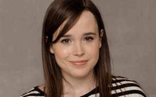 Ellen page rostro hermoso