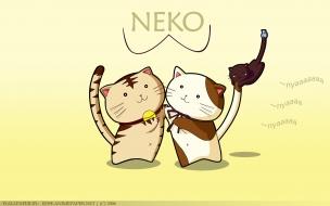 Los gatos de Neko