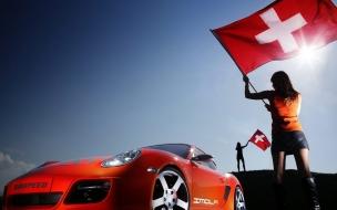 Porsche en carreras