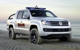 Camioneta de rescate