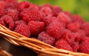 Fruta Frambuesas
