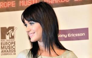 Peinado de Katy Perry