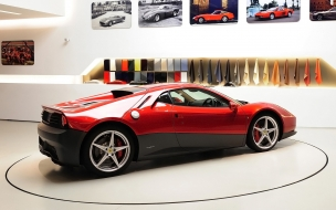 Ferrari de lujo