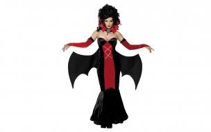 Mujer murciélago