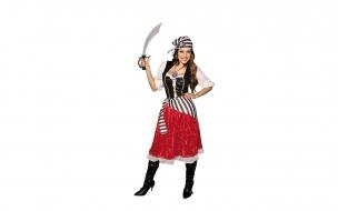 Mujer pirata