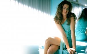 Anne Hathaway con vestido