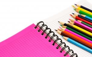 Colores y cuadernos