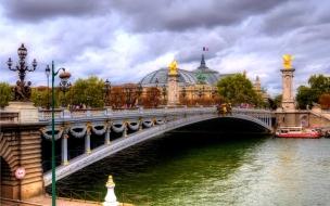 Fotografías HDR de puentes