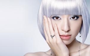Peinado asiático