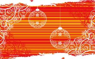 Abstracto por navidad